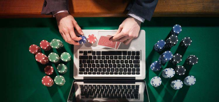 About Registering With An Online Casino